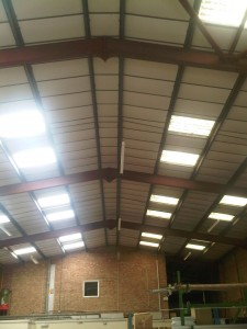Industrial Roof lights